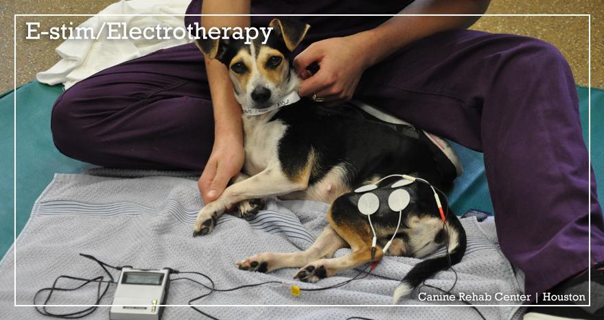 E-stim/Electrotherapy